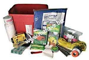 Family Emergency Shelter Kits